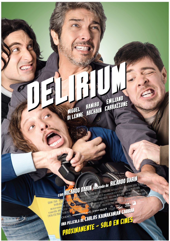 Ver Delirium (2014) Online Película Completa Latino Español en HD