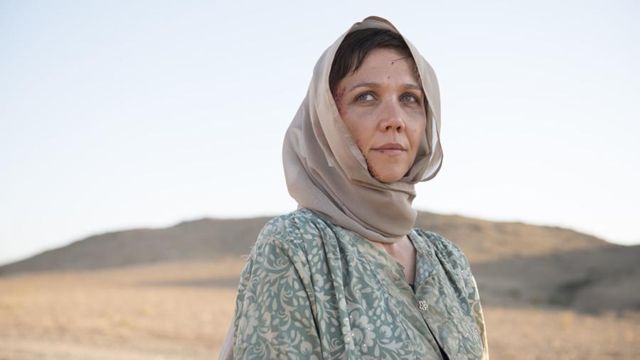 Maggie Gyllenhaal series ver The Honorable Woman