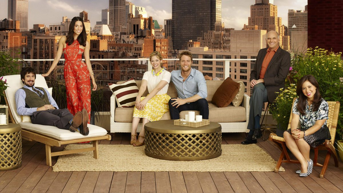 primera serie cancelada 2014 MANHATTAN LOVE STORY