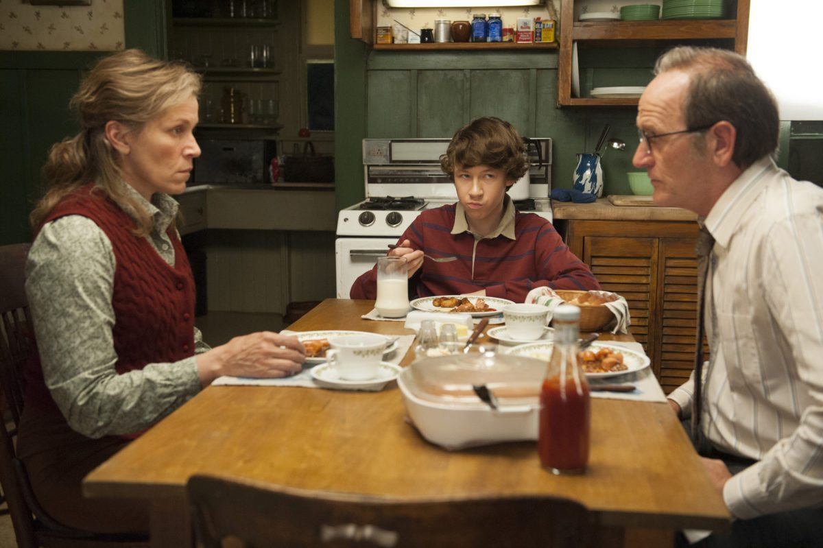 Olive Kitteridge HBO frances mc dorman serie
