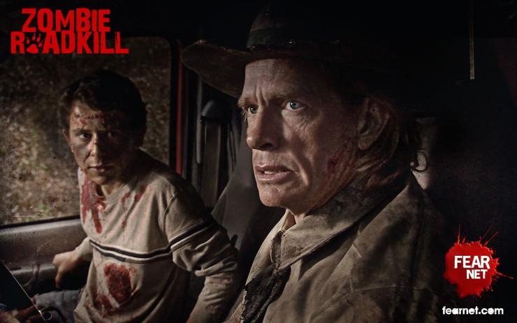 series de zombies Zombie Roadkill