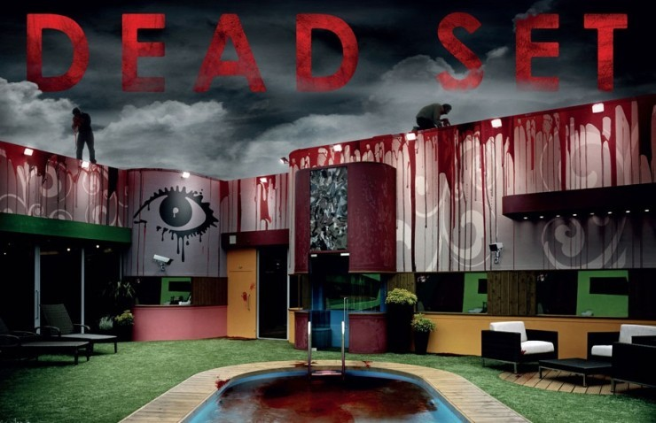 series de zombies dead set