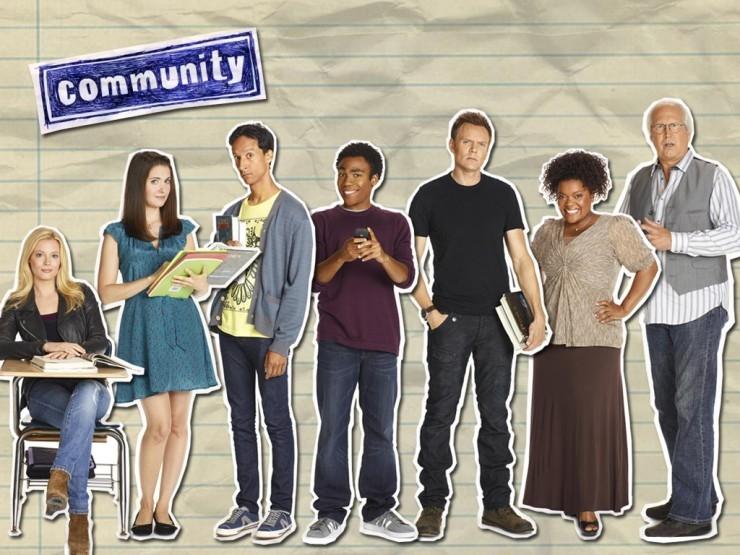 series donde se fue el protagonista community