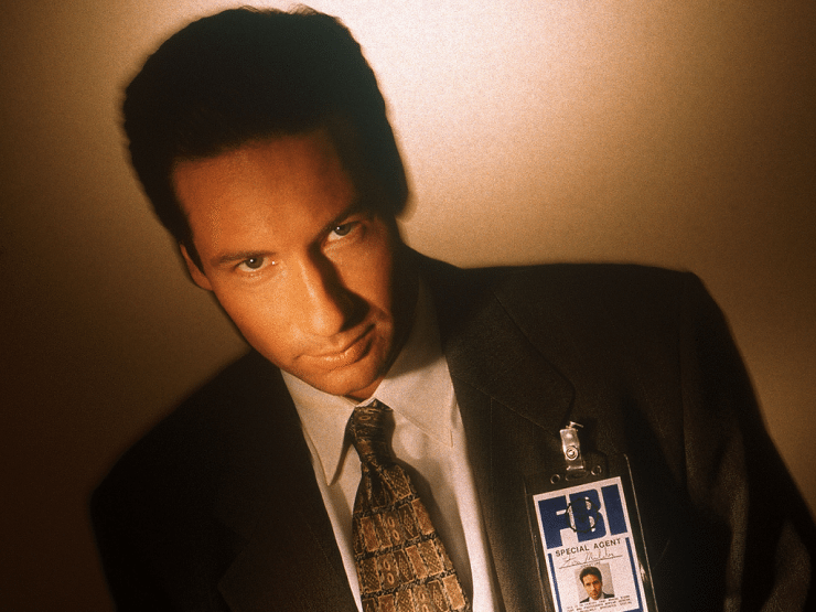 series donde se fue el protagonista david duchovny the x files
