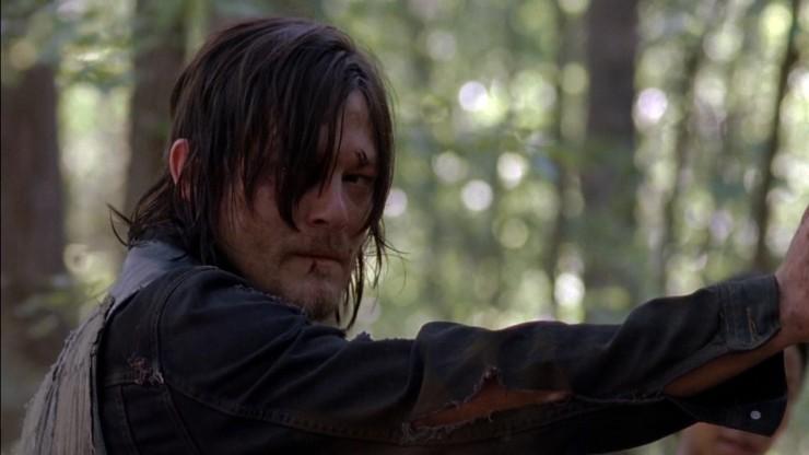 diferencias entre el cómic The Walking Dead y la serie Daryl