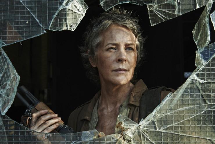 diferencias entre el cómic The Walking Dead y la serie carol