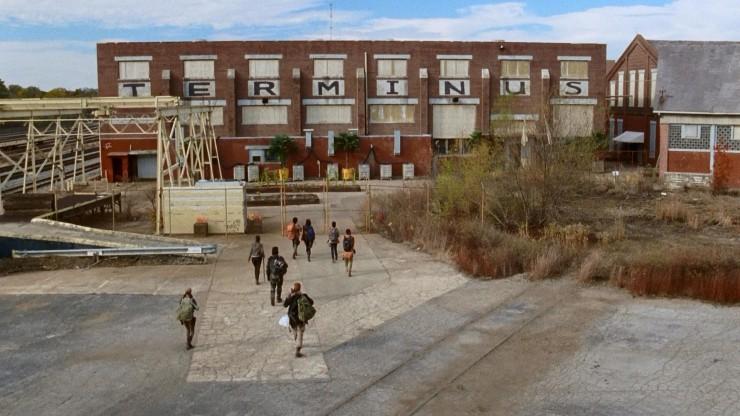 diferencias entre el cómic The Walking Dead y la serie terminus