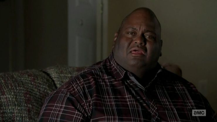final de Huell en Breaking Bad