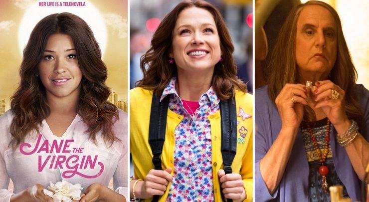 Emmys 2015 comedias