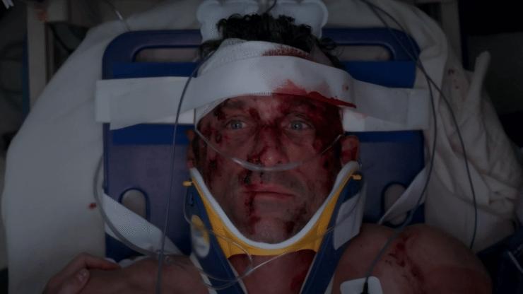la muerte de derek en grey's anatomy