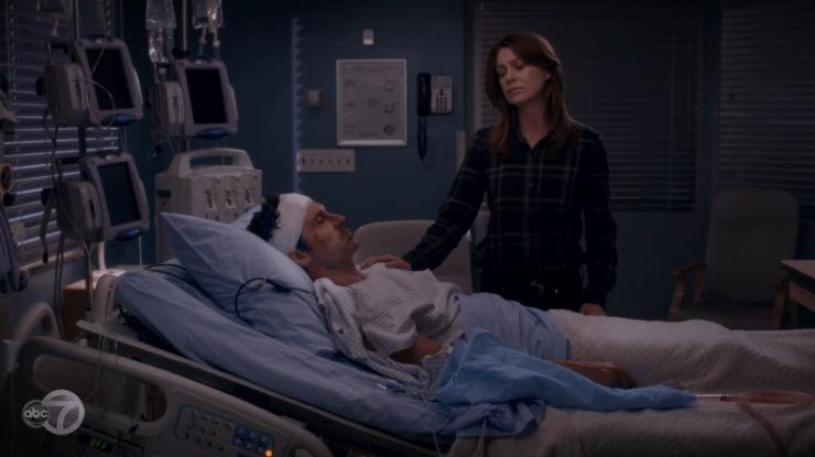 muerte de derek en grey's anatomy
