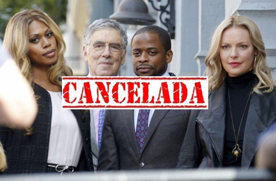 serie doubt Katherine Heigl cancelada