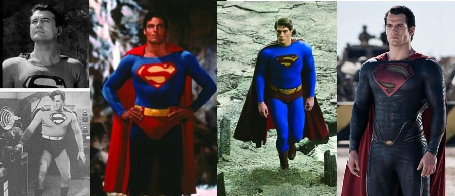 superman en el cine