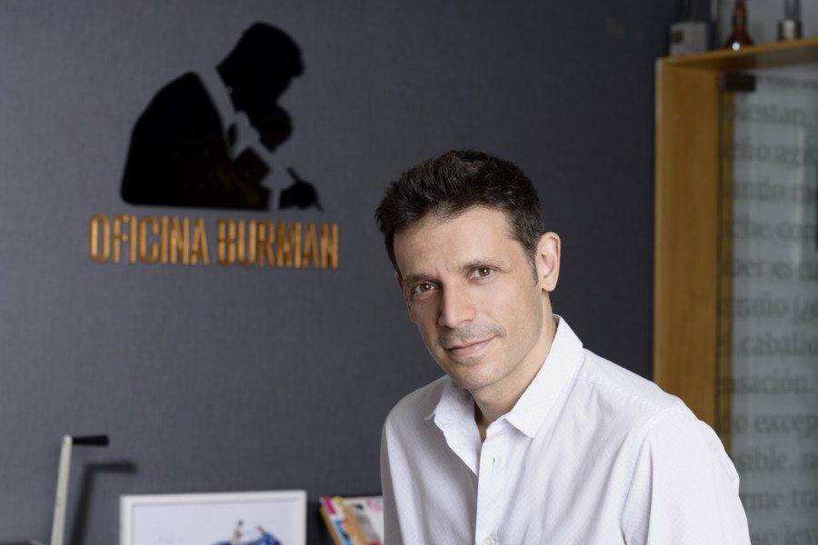 Daniel Burman primera serie argentina de Netflix Edha