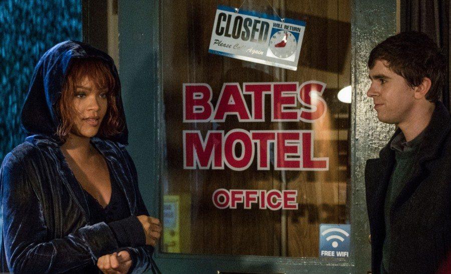 rihanna en bates motel primera imagen