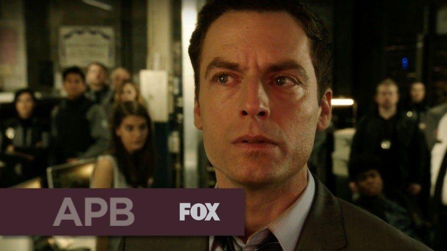 nuevas series de FOX 2016 APB