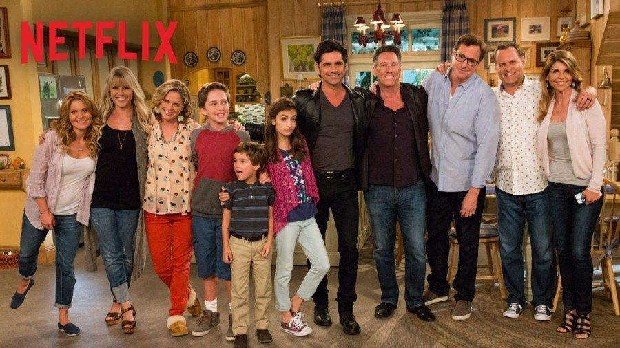 Las series más vistas de 2015 - 2016 rating netflix fuller house