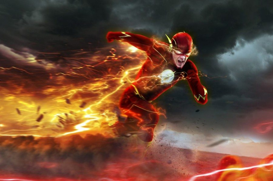 Las series más vistas de 2015 - 2016 the flash