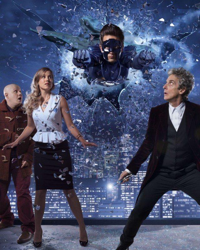 Especial de Navidad de Doctor Who 2016