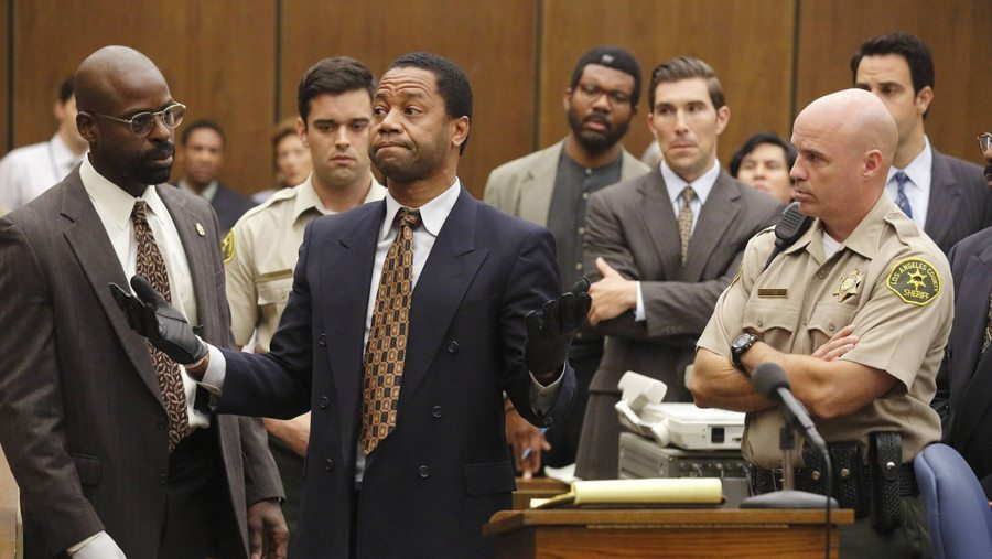 THE PEOPLE v. O.J. SIMPSON: AMERICAN CRIME STORY mejores series de 2016