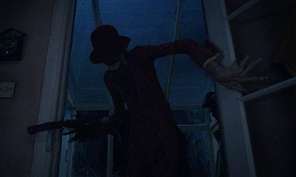 el conjuro 2 bill wilkins ghost crooked man