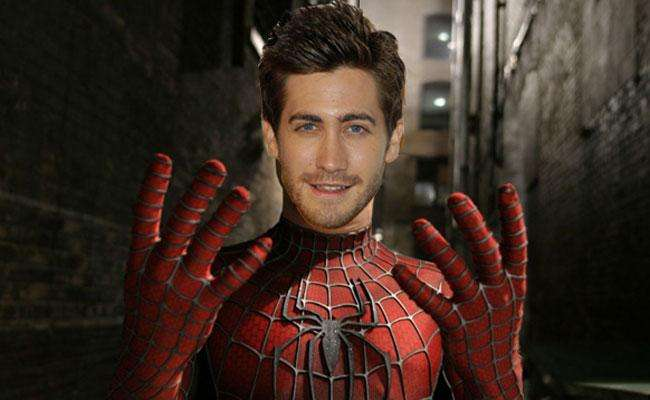 Spider-man jake gyllenhaal