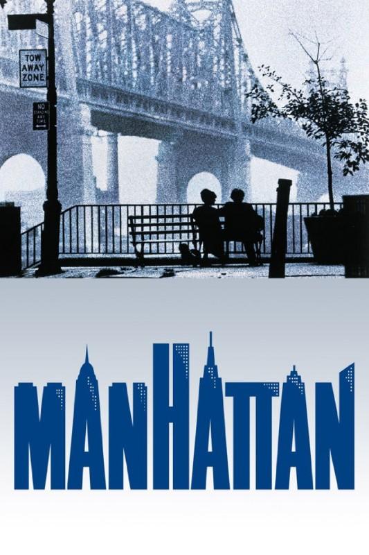 reestrenan Manhattan de Woody Allen