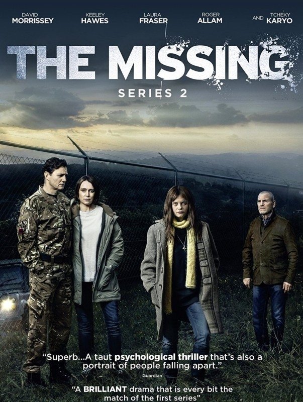 the missing temporada 2 the missing 2 critica