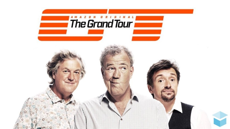 the grand tour serie