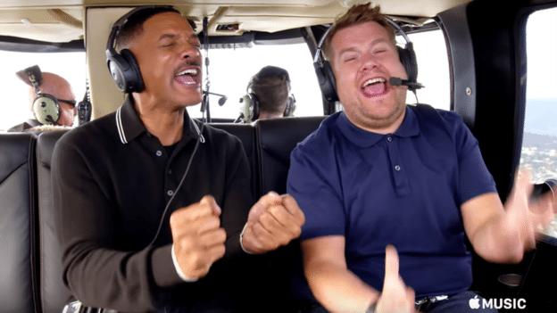 serie de Carpool Karaoke