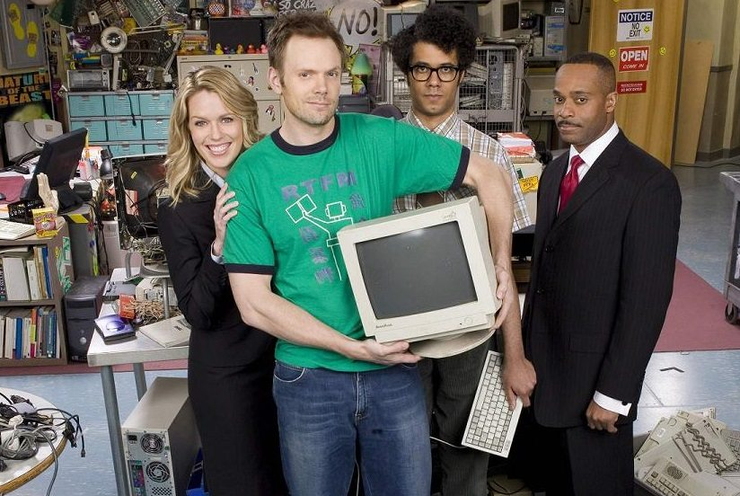 remake the it crowd usa