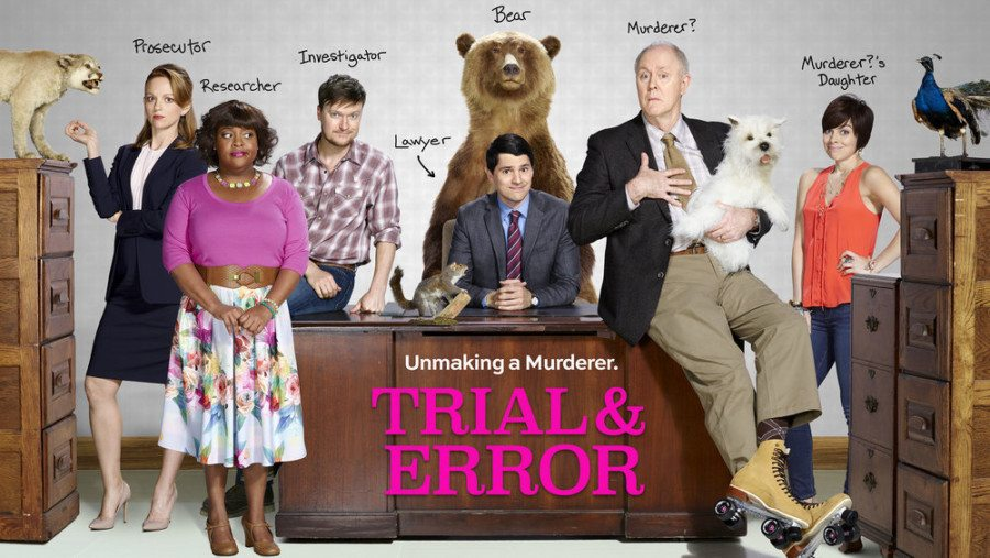serie trial and error rating nbc