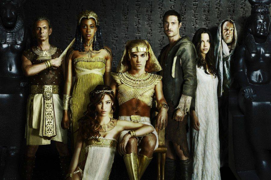 series canceladas antes de estrenar Hieroglyph fox