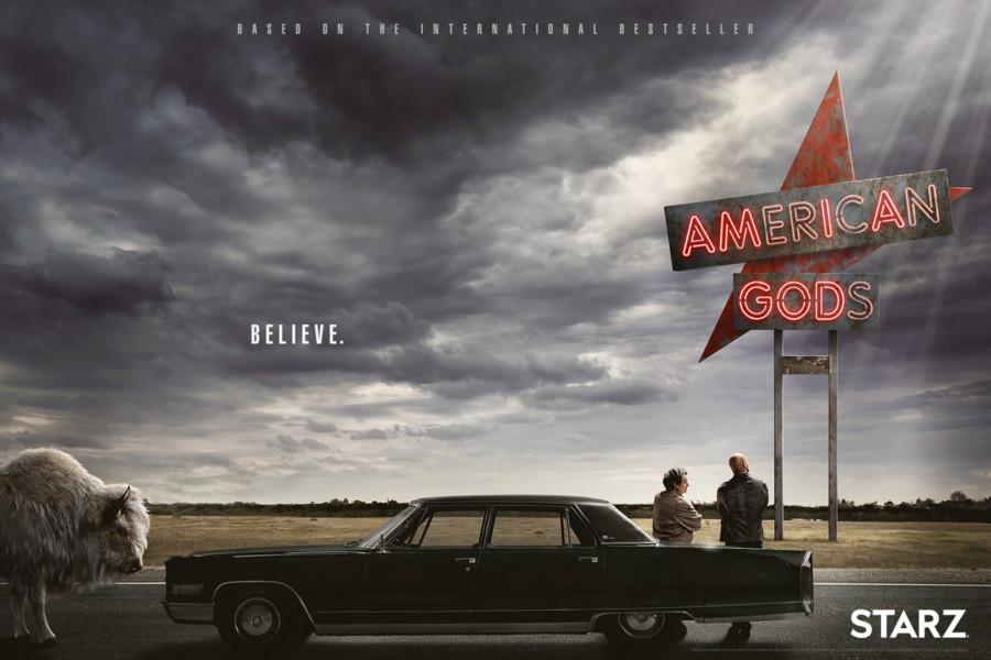 American Gods Temporada 1