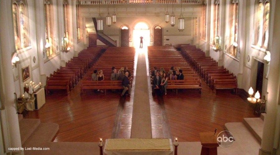 final de lost iglesia
