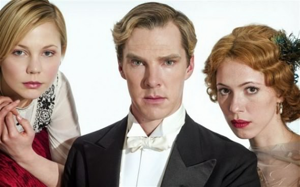 series con Benedict Cumberbatch