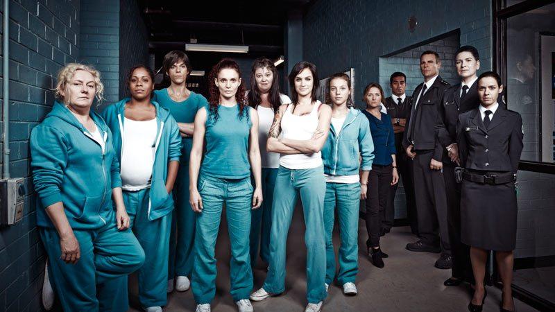series sobre cárceles serie australiana de prision