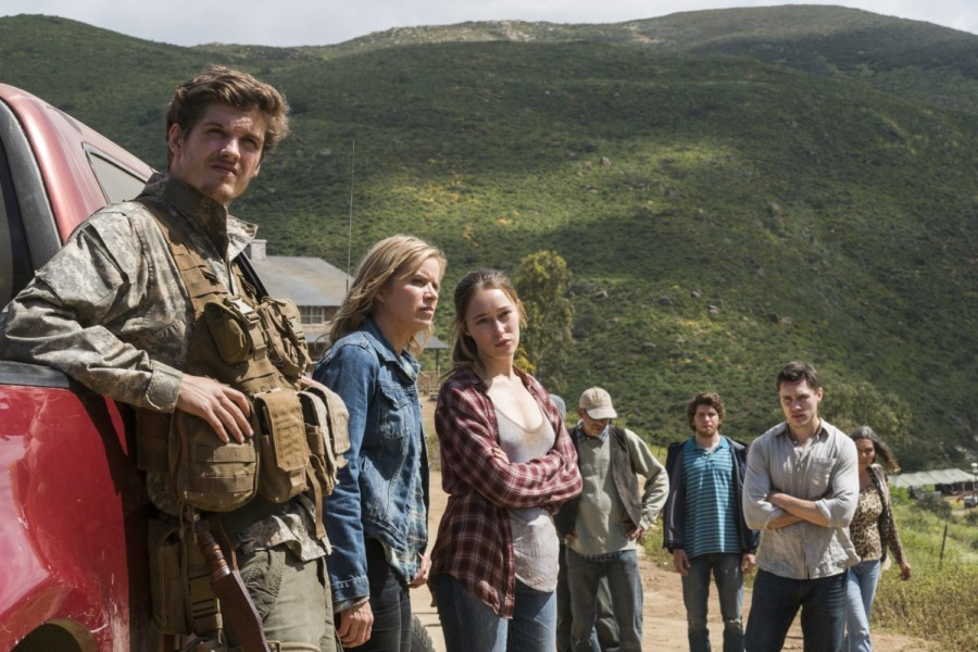 Rating Series USA Julio 2017 rating final fear the walking dead