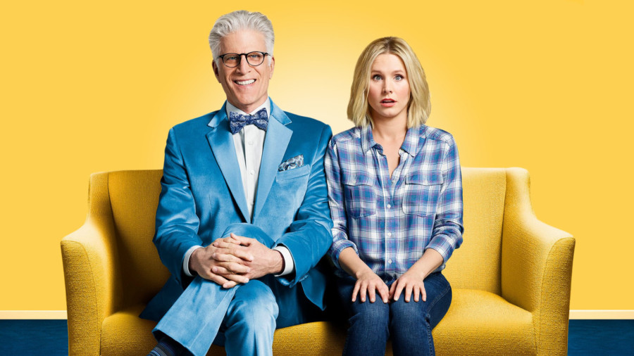 the good place serie nbc