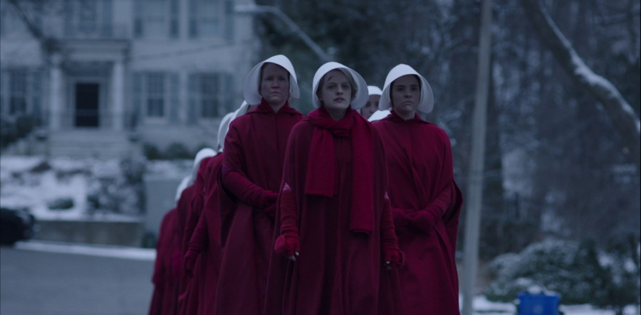 crítica de The Handmaids Tale ver The Handmaids Tale