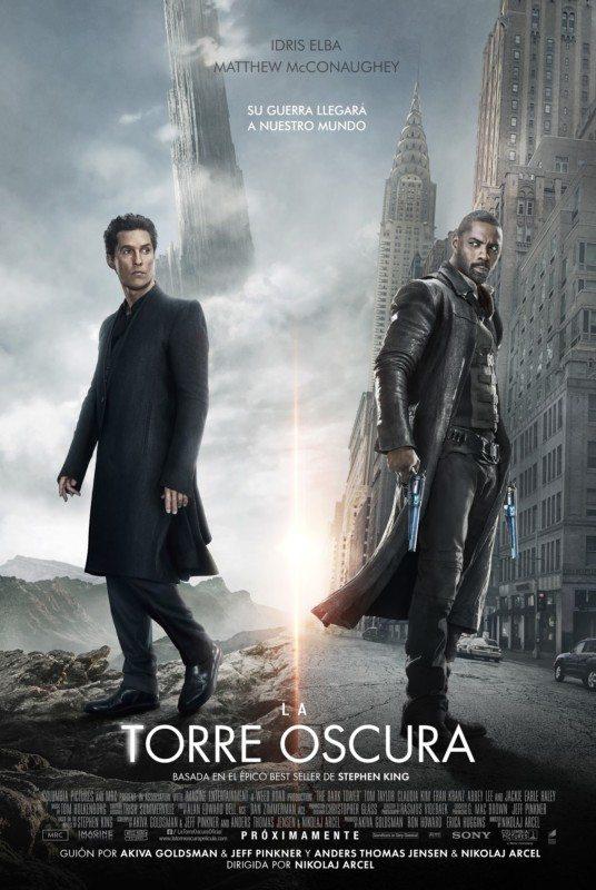 crítica película La Torre Oscura
