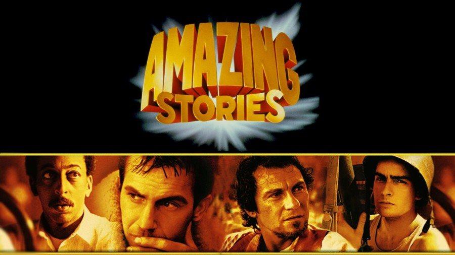amazing stories cuentos asombrosos spielbeg