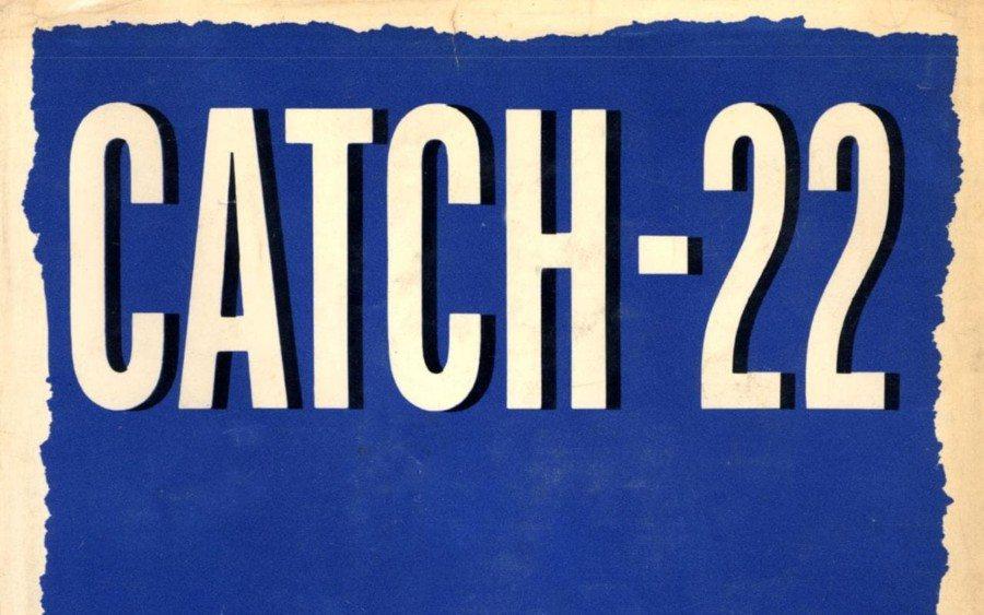 series basadas en novelas catch 22