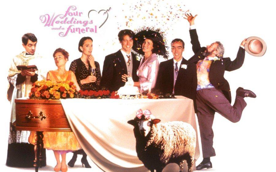 cuatro bodas y un funeral serie
