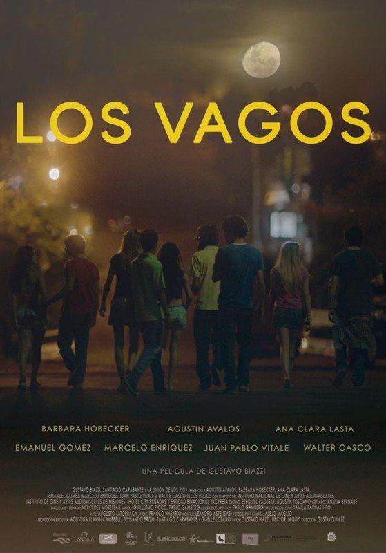 poster los vagos cine argentino
