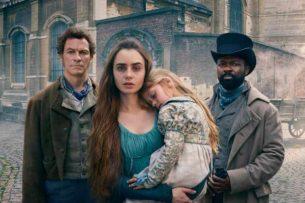 Les Misérables 2018 serie bbc