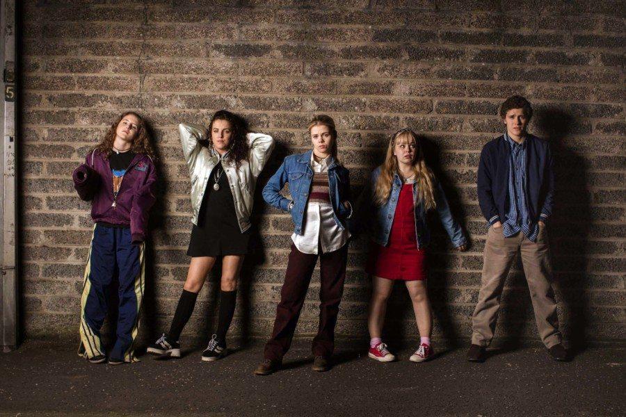 Derry Girls serie inglesa