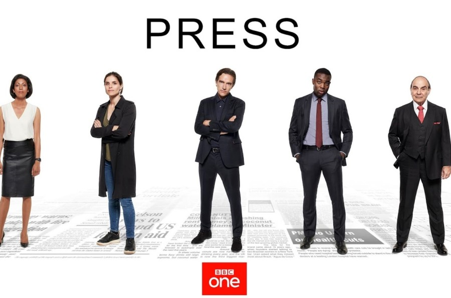 serie Press BBC One