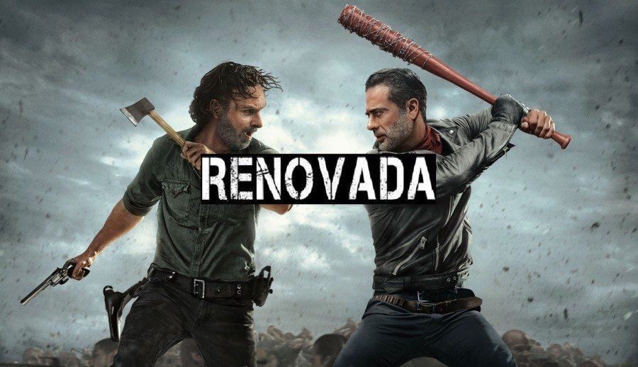 series renovadas 2018