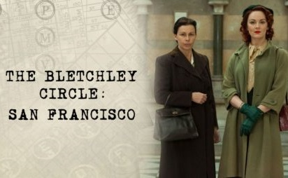 SERIE THE BLETCHLEY CIRCLE spin-off